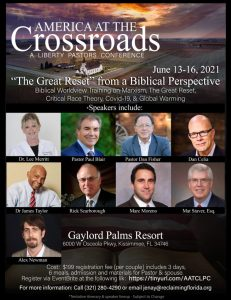 America at the Crossroads Pastors Conference